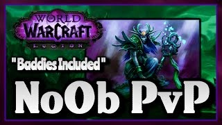 getlinkyoutube.com-World of Warcraft Legion - Dumb Things Noobs Do In Pvp