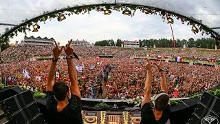 getlinkyoutube.com-W&W Live at Tomorrowland 2015