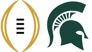 getlinkyoutube.com-Michigan State College Football Playoff Hype Video - Reach Higher
