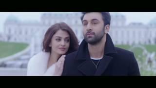 Aishwarya Rai hot sex scene with ranbir Kapoor