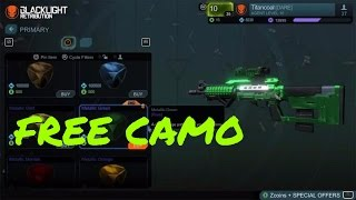 *STILL WORKING* FREE CAMO GLITCH!!!!!! GET ANY CAMO FOR FREE BLACKLIGHT RETRIBUTION
