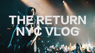 Meek Mill - The Return: NYC Vlog
