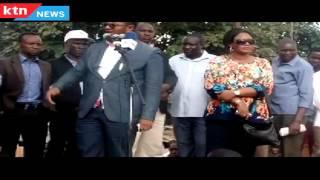 FULL SPEECH: Senator Hassan Omar's speech in Kibera