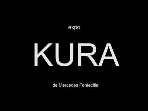 KURA, exposición de Mercedes Fontecilla
