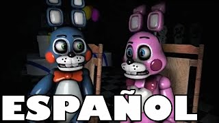 getlinkyoutube.com-(Five Nights At Freddy's) El peluche y el Micrófono (CAP-3)(Español)(By TBA.SFM)