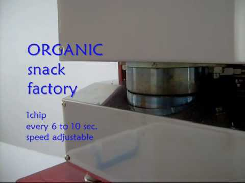 Organic pop maker - automatic popping machine for all whole grains