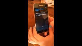 getlinkyoutube.com-Meu Galaxy S5 Dourado ( Gold ) chegou.