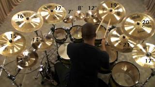getlinkyoutube.com-Soultone Cymbals Extreme demo video 2011
