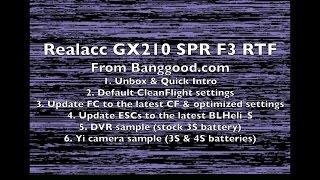 getlinkyoutube.com-Realacc GX210 SP Racing F3 RTF - Part 1/2 - Review