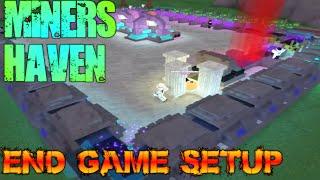 getlinkyoutube.com-Miner's Haven: Good End-game Setup [Rebirth quickly!]