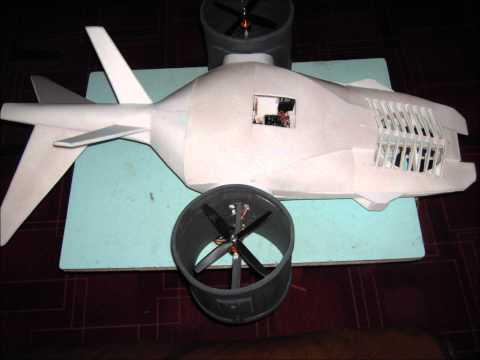 Build a Hunter-Killer aerial