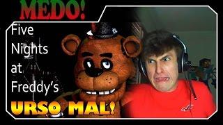 getlinkyoutube.com-TERROR: URSO FILHO DA MÃE!! SUSTOS! (+14) Five Nights At Freddy's