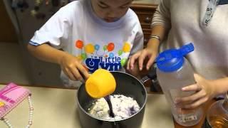 getlinkyoutube.com-ครูบัวสอนทำแป้งโดว์ Cooked Play dough