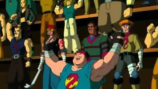 Teenage Mutant Ninja Turtles - Season 1 - Episode 8 - Fallen Angel