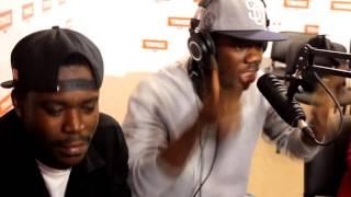 Shado et BOP DE NARR sur Trace FM côte d'ivoire