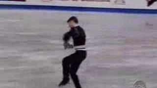 """getlinkyoutube.com-Alexei Yagudin 1999 Worlds LP """"Lawrence Of Arabia"""""""