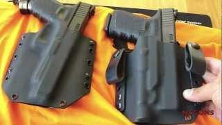 getlinkyoutube.com-Raven Concealment VS Bravo Concealment Holsters