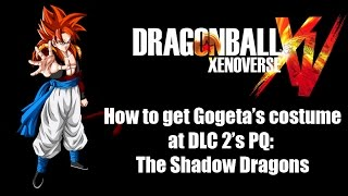 getlinkyoutube.com-Dragonball Xenoverse: How to get Gogeta's costume without hidden battle