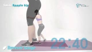 getlinkyoutube.com-고민수의 5분 완성 엉덩이 키우기 운동