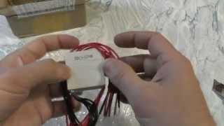 getlinkyoutube.com-Из Китая посылка №113. Термоэлектрический охладитель Пельтье TEC1-12706.  ZikValera