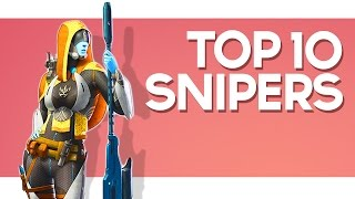 getlinkyoutube.com-TOP 10 Sniper Rifles in Destiny!