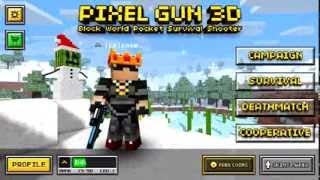 getlinkyoutube.com-How to apply skins on pixelgun 3D