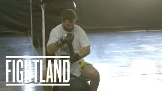 MMA In South Africa: Fightland Meets Costa Ioannou