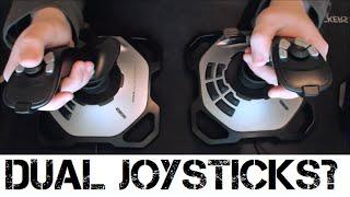 Dual Joystick Setup Review - Star Citizen