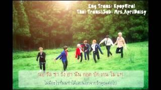 getlinkyoutube.com-[Karaoke/Thaisub] BTS - RUN