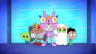 getlinkyoutube.com-Teen Titans Go! Halloween