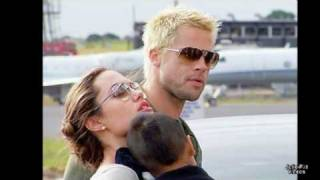 getlinkyoutube.com-Angelina Jolie & Brad Pitt - Bliss