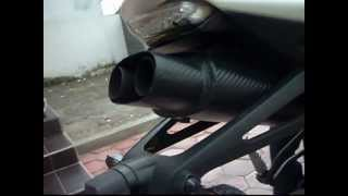 getlinkyoutube.com-Megelli 250RV with Carbon look style by MIG-Sda (Megelli Indonesia Groups)