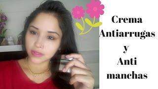 getlinkyoutube.com-CREMA ANTIARRUGAS Y ANTI MANCHAS - Maya Belleza de la India