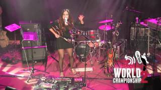 getlinkyoutube.com-Liah Soares - BOSS Loop Station World Championship 2