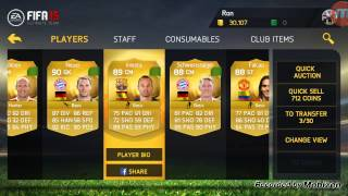 getlinkyoutube.com-Fifa 15 IOS TOTY CUP glitch and Pack openingg!!