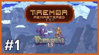 getlinkyoutube.com-Terraria Tremor Mod Remastered {1} - ¿Carbón en Terraria?