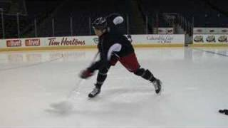 getlinkyoutube.com-Science of Hockey: Slap Shot