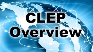 Understanding and Passing The Clep Exam?