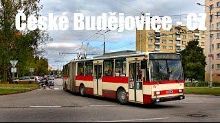 getlinkyoutube.com-ČESKÉ BUDĚJOVICE TROLLEYBUS  (2016)