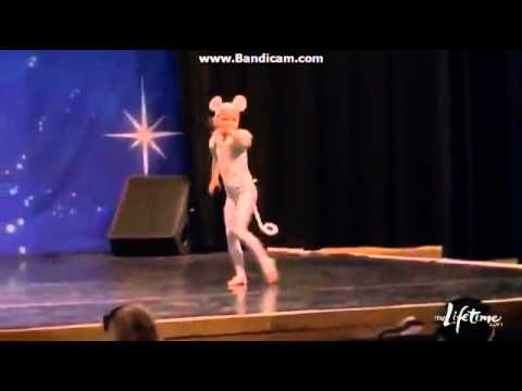 Dance Moms-Mackenzie's Solo-Acrobatic Mouse Solo