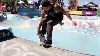 getlinkyoutube.com-Sosh Freestyle Cup 2012 / World Cup Skateboarding