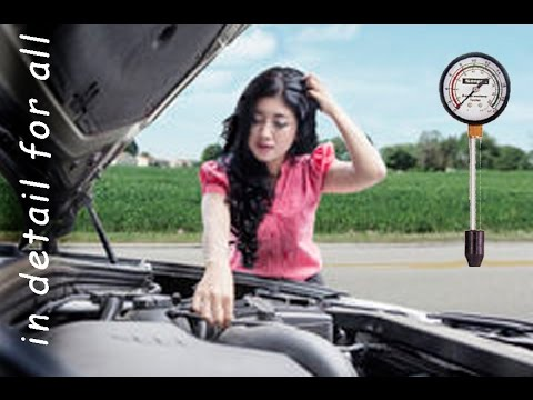 How to do a compression test. Spark Plug Replacement / SUV Lada Niva 4x4. Engine repair