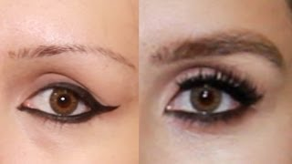 getlinkyoutube.com-HOW TO GROW EYEBROWS FAST! (DIY)