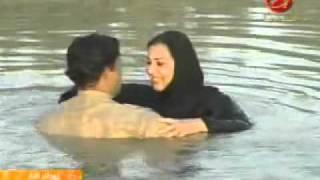 getlinkyoutube.com-الفنانة ميلاد سري مشهد من مسلسل امطار النار2