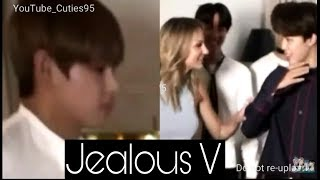 ♥VMIN jealous Taehyung/V 2017♥