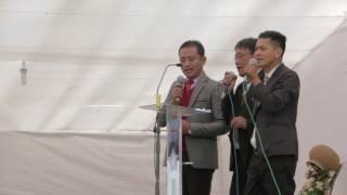 'AKM Anthem - Samaro' 67 AKM 2017, Changtongya, Mokokchung, Nagaland, India