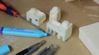 getlinkyoutube.com-Creare casette presepe - Parte9