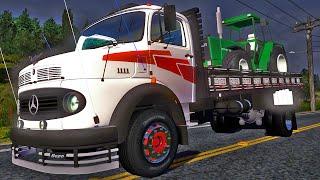 getlinkyoutube.com-Euro Truck Simulator 2 - Trator no Muriçoca