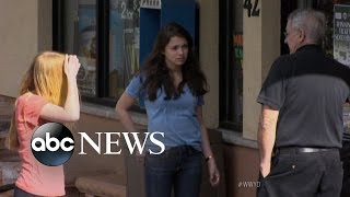 getlinkyoutube.com-Underage Girls Try To Buy E-Cigarettes | What Would You Do? | WWYD