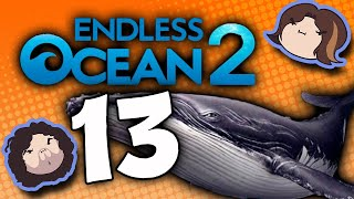 getlinkyoutube.com-Endless Ocean 2 Blue World: Gauntlet of Fish - PART 13 - Game Grumps